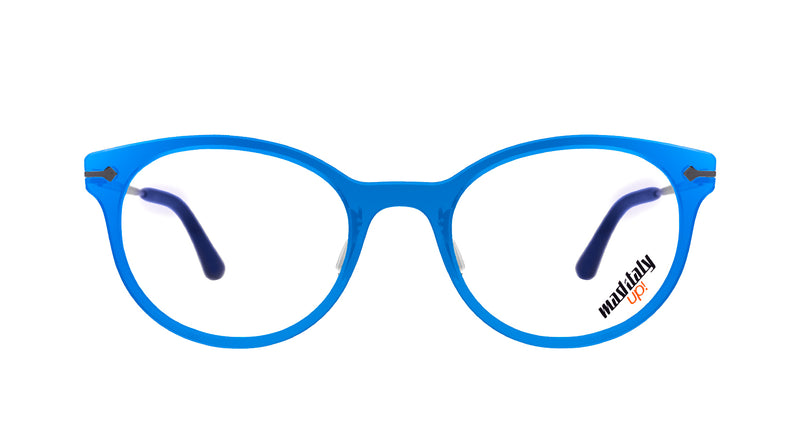 Unisex eyeglasses Otello B04 Mad in Italy front