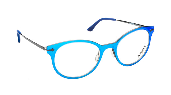Unisex eyeglasses Otello B04 Mad in Italy
