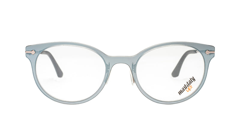 Unisex eyeglasses Otello G06 Mad in Italy front