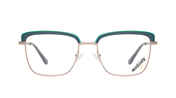Unisex eyeglasses Pasolini C01 Mad in Italy front