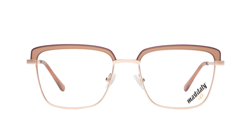 Unisex eyeglasses Pasolini C02 Mad in Italy front