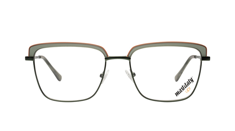 Unisex eyeglasses Pasolini C03 Mad in Italy front