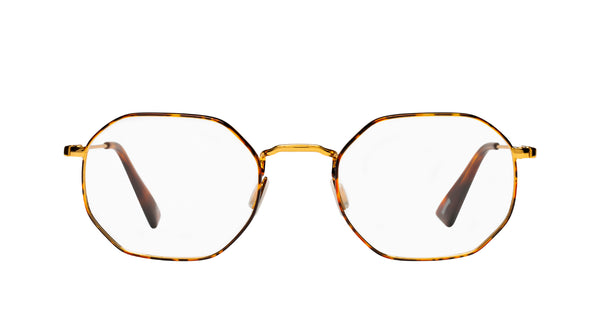 Unisex eyeglasses Pastin C01 Mad in Italy front