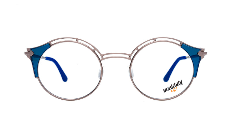 Unisex eyeglasses Rigoletto B04 Mad in Italy front