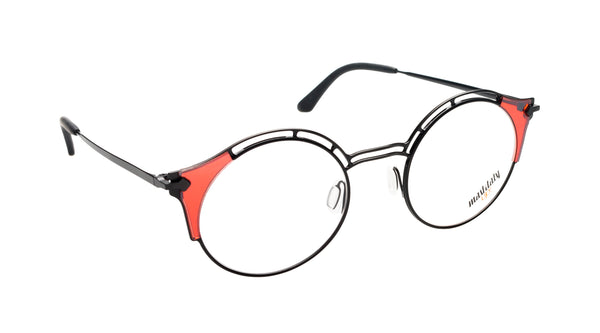 Unisex eyeglasses Rigoletto R01 Mad in Italy