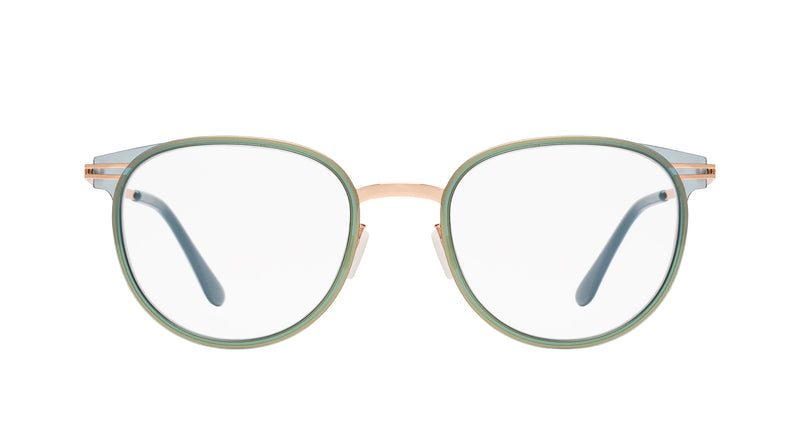Unisex eyeglasses Torcello C01 Mad in Italy front