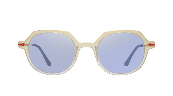 Unisex sunglasses Alloro C01 Mad in Italy front