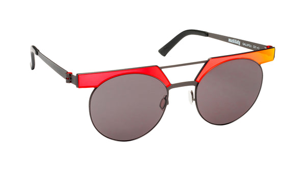 Unisex sunglasses Gallipoli C01 Mad in Italy