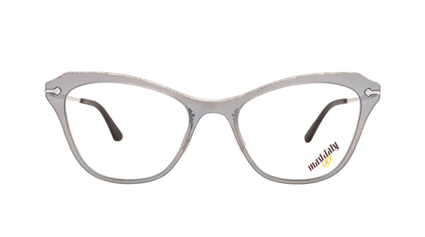 Women eyeglasses Basilico F01 Mad in Italy front