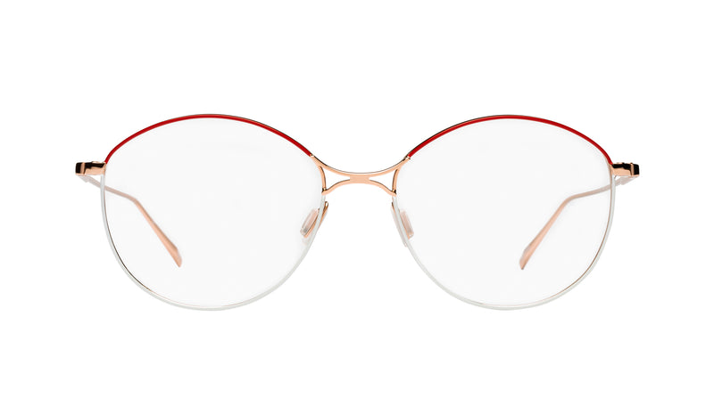 Women eyeglasses Bresaola C01 Mad in Italy front