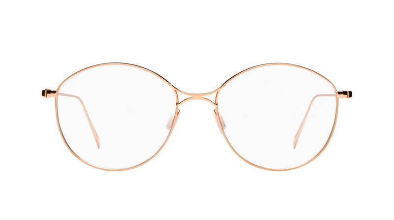 Women eyeglasses Bresaola C03 Mad in Italy front