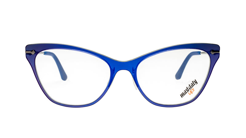 Women eyeglasses Butterfly F05 Mad in Italy front