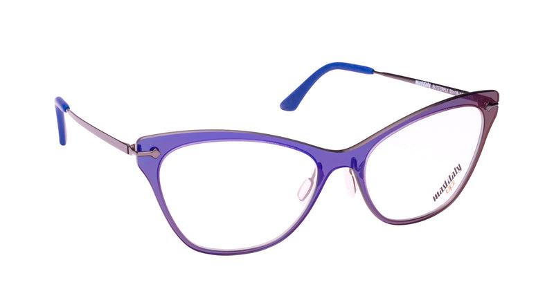 Women eyeglasses Butterfly F05 Mad in Italy