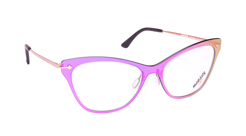Women eyeglasses Butterfly H06 Mad in Italy
