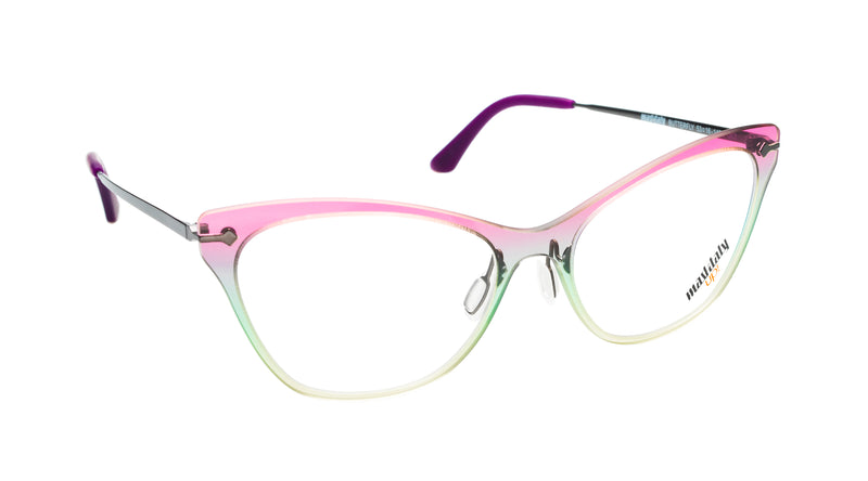 Women eyeglasses Butterfly Q03 Mad in Italy