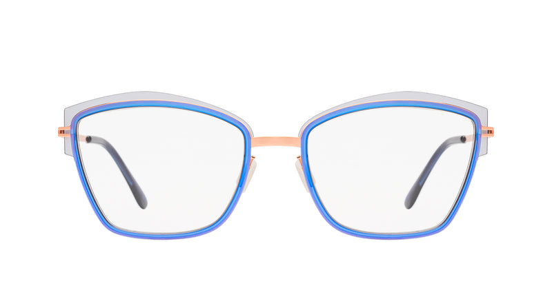 Women eyeglasses Chioggia C01 Mad in Italy front