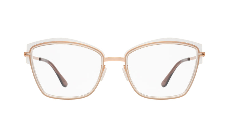 Women eyeglasses Chioggia C02 Mad in Italy front