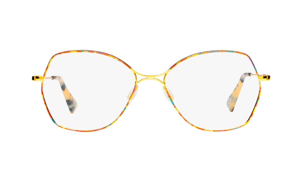 Women eyeglasses Coppa C01 Mad in Italy front
