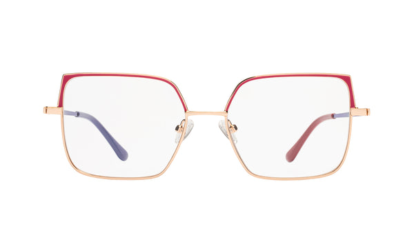 Women eyeglasses Fedaia C01 Mad in Italy front