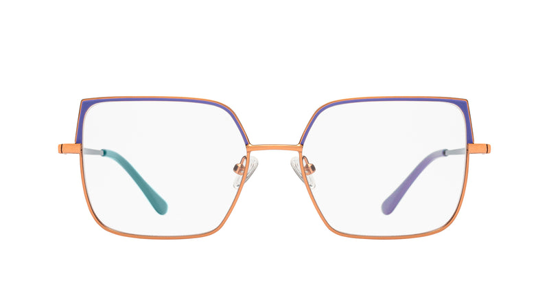 Women eyeglasses Fedaia C03 Mad in Italy front