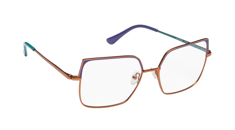 Women eyeglasses Fedaia C03 Mad in Italy