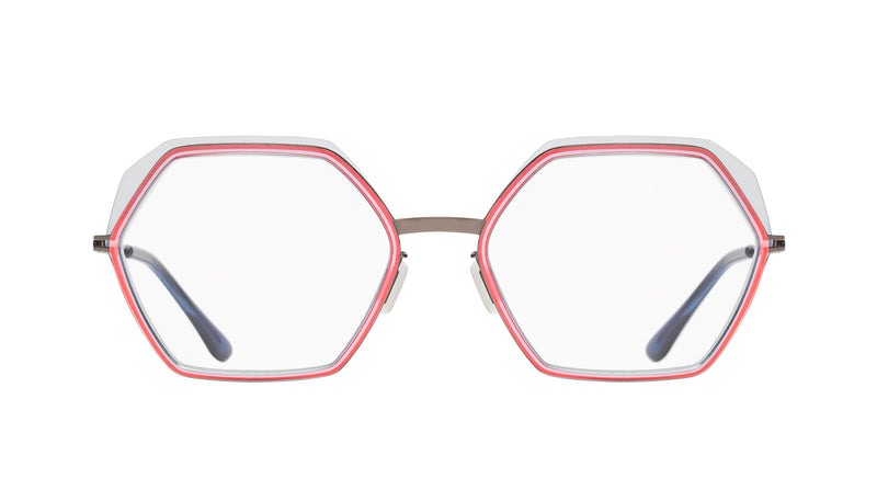 Women eyeglasses Giudecca C03 Mad in Italy front