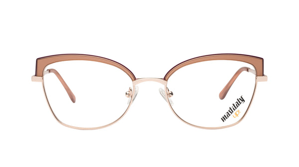 Women eyeglasses Goldoni C01 Mad in Italy front