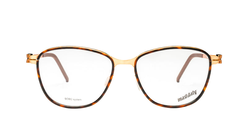 Women eyeglasses Stella M01 Mad in Italy front