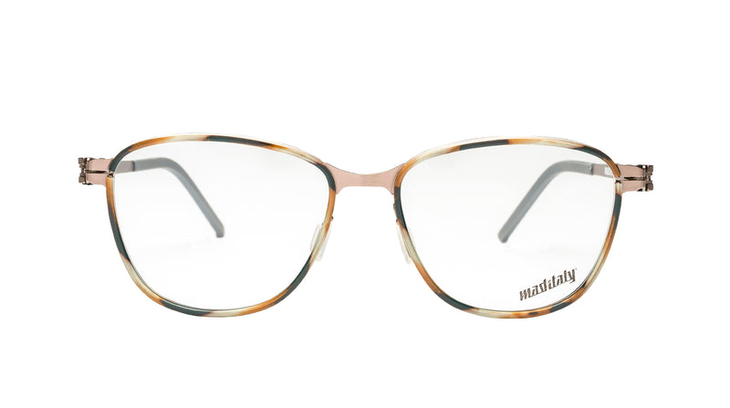 Women eyeglasses Stella Q04 Mad in Italy front