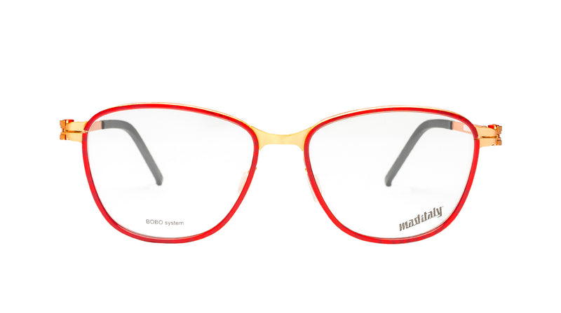 Women eyeglasses Stella R03 Mad in Italy front