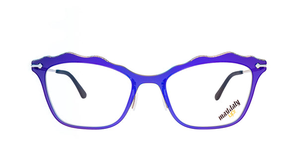 Women eyeglasses Origano V01 Mad in Italy front