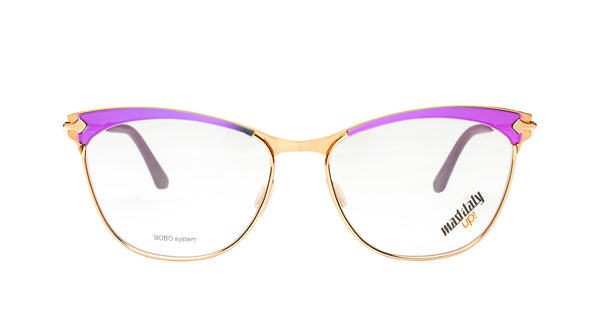 Women eyeglasses Penelope H01 Mad in Italy front