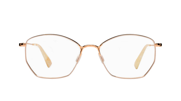 Women eyeglasses Porchetta C01 Mad in Italy front