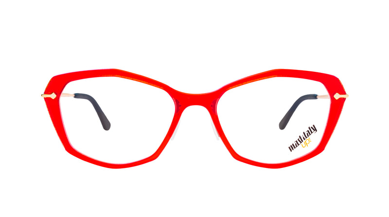 Women eyeglasses Rosmarino R01 Mad in Italy front