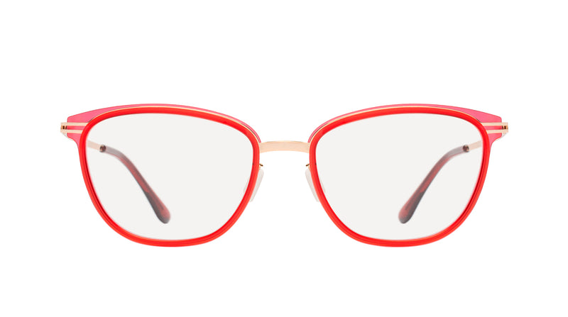 Women eyeglasses Vignole C03 Mad in Italy front