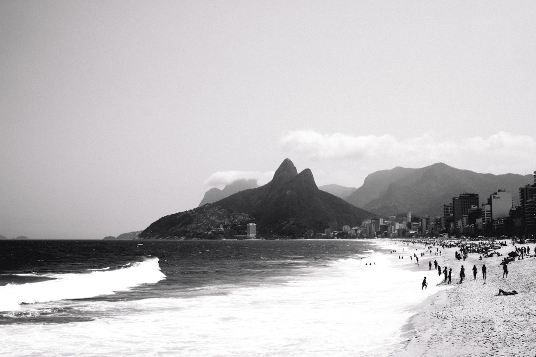 Ipanema Beach Day