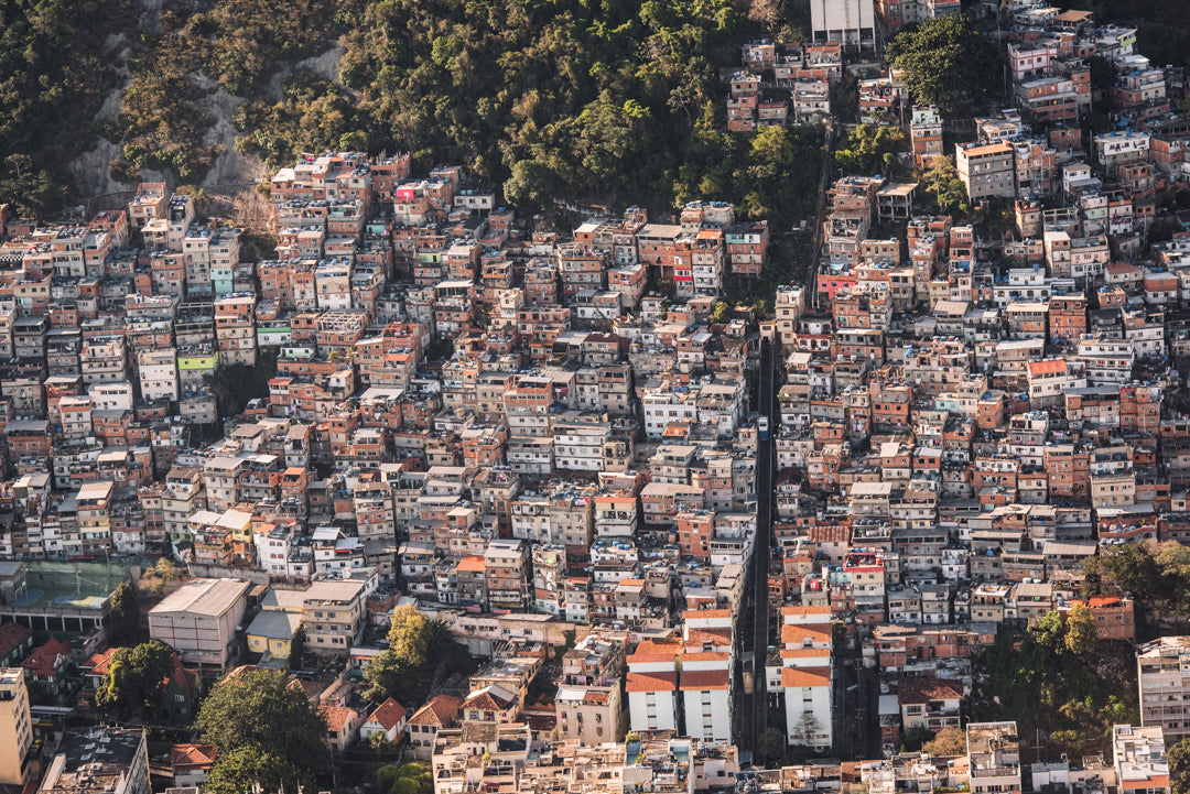 Favela on the Hill
