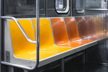 Load image into Gallery viewer, Subway Seats: Long