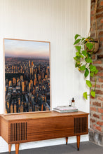 Load image into Gallery viewer, New York City Sunset
