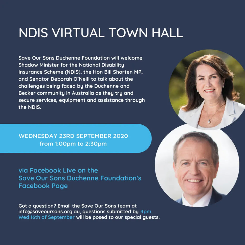 NDIS Virtual Town Hall