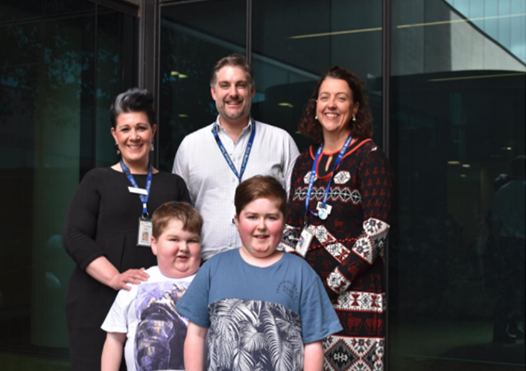 Save Our Sons Duchenne Foundation Nurses Program – The Royal Children's Hospital in Melbourne