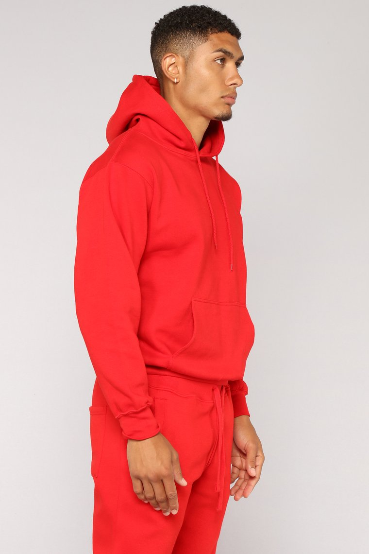 Tyson Hoodie - Red