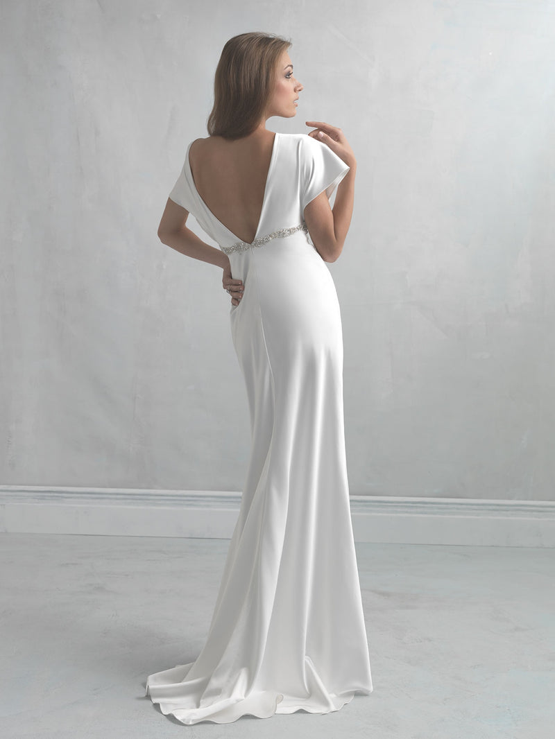 Madison James MJ16 Empire Waist Bridal Gown