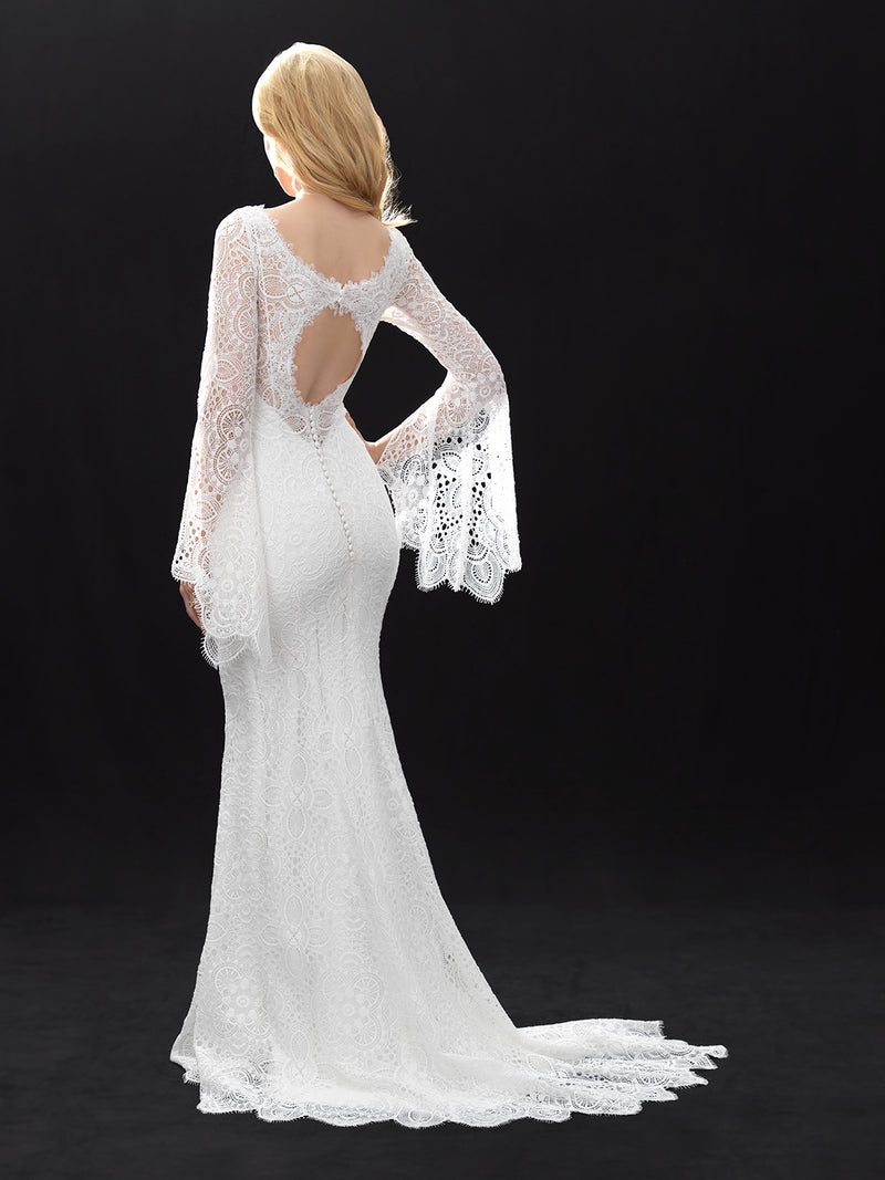 Madison James by Allure MJ419 Lace Bridal Gown