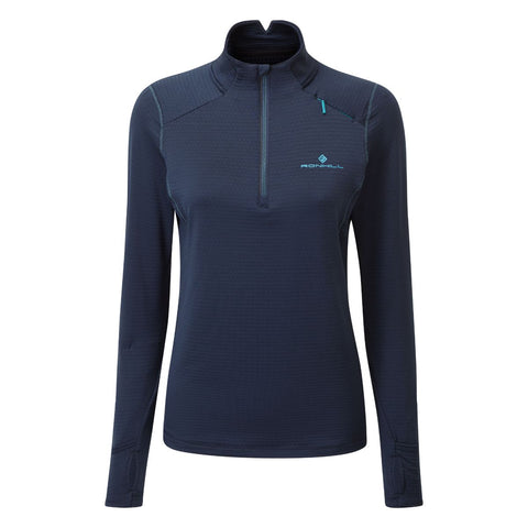 Ronhill Womens Tech Matrix 1/2 Zip