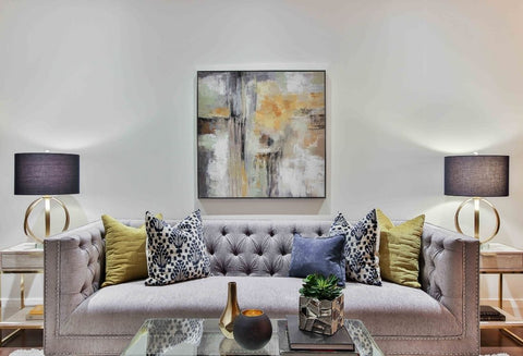 Gallery Style Wall Art Placement
