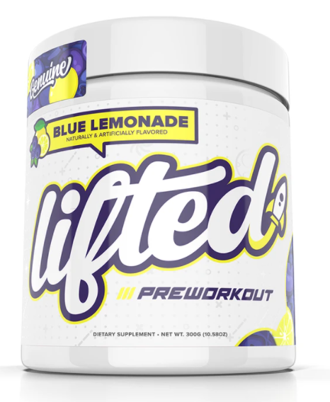 LIFTED® PREWORKOUT