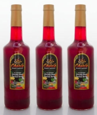 Prickly Pear Syrup - 35 oz