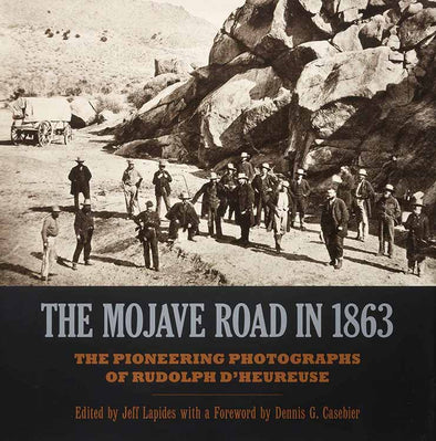 The Mojave Road In 1863