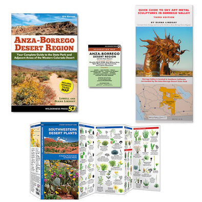 Anza-Borrego Intro Package